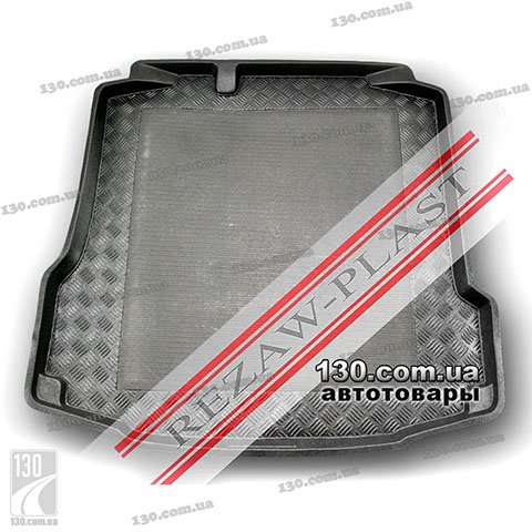 Rubber boot mat Rezaw-Plast RP 101520 for Skoda Rapid 2012, Seat Toledo 2013