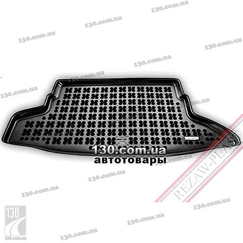 Rubber boot mat Rezaw-Plast RP 231030 for Nissan Juke 2010