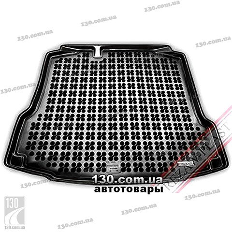 Rubber boot mat Rezaw-Plast RP 231520 for Skoda Rapid 2012