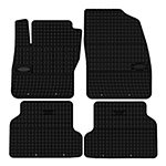 Rubber floor mats Elegant 200 301 for Ford Focus II