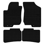 Rubber floor mats Elegant 200 423 for Hyundai i30