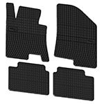 Rubber floor mats Elegant 200 430 for Hyundai i30 II