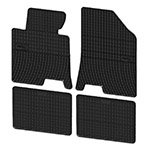 Rubber floor mats Elegant 200 431 for Hyundai i40