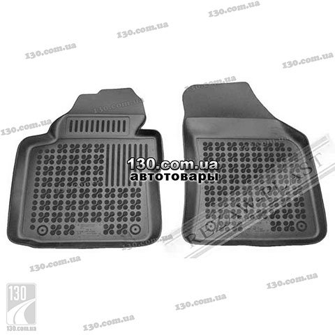 Rubber floor mats Rezaw-Plast 200107P for Volkswagen Caddy, Volkswagen Caddy Maxi