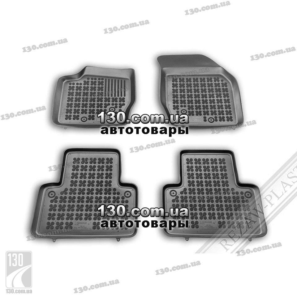 Rubber Floor Mats Rezaw Plast 200405 For Volvo Xc90