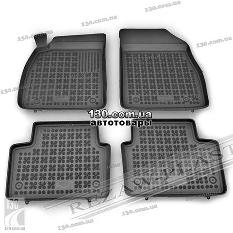 Rubber floor mats Rezaw-Plast 200506 for Opel Insignia