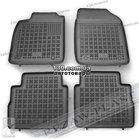 Rubber floor mats Rezaw-Plast 200508 for Opel Vectra C Caravan