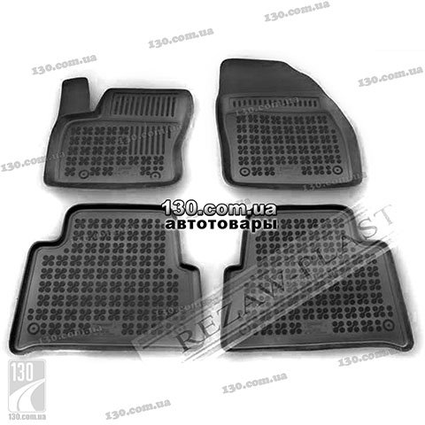 Rubber floor mats Rezaw-Plast 200606 for Ford Kuga