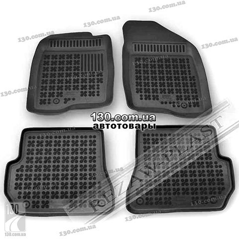 Rubber floor mats Rezaw-Plast 200611 for Ford Fusion 1