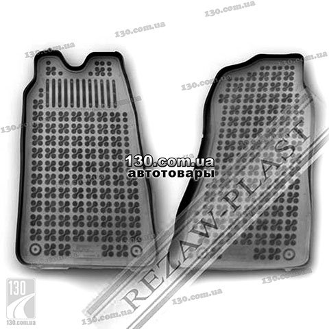 Rubber floor mats Rezaw-Plast 200613 for Ford Transit 5