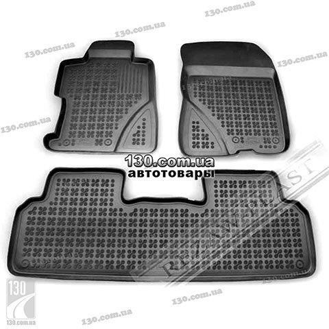 Rubber floor mats Rezaw-Plast 200908 for Honda Civic Sedan