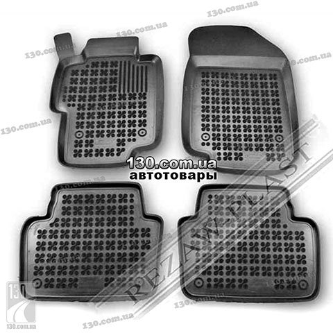 Rubber floor mats Rezaw-Plast 200909 for Honda Accord