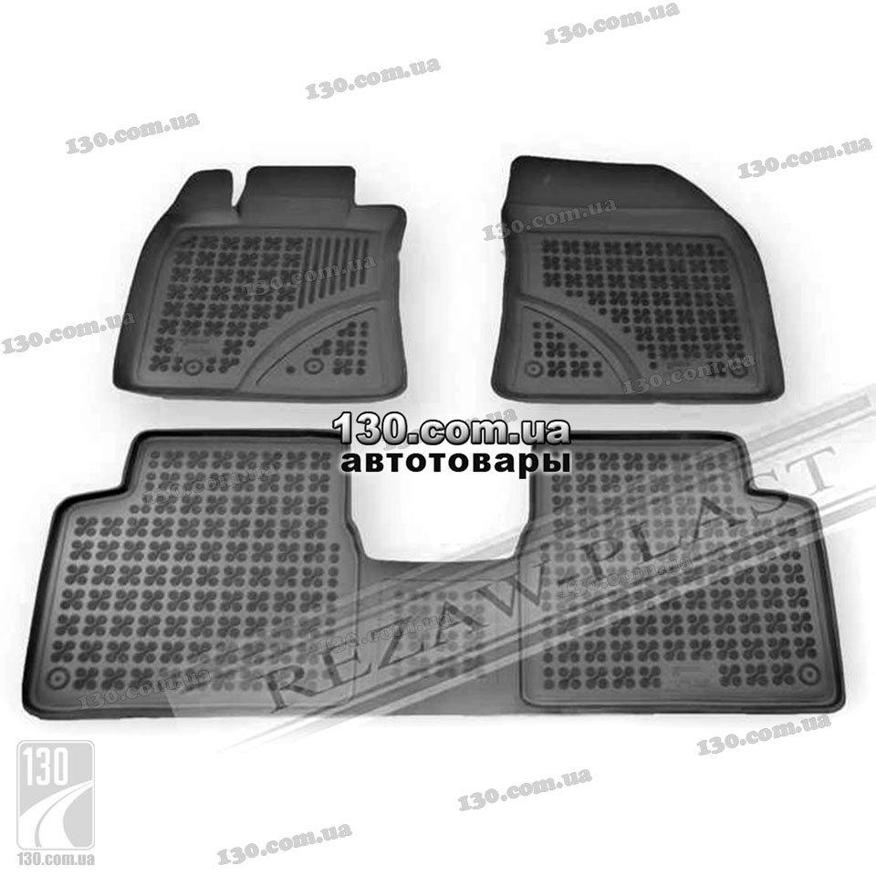 Toyota Floor Mats >> Rubber Floor Mats Rezaw Plast 201405 For Toyota Avensis