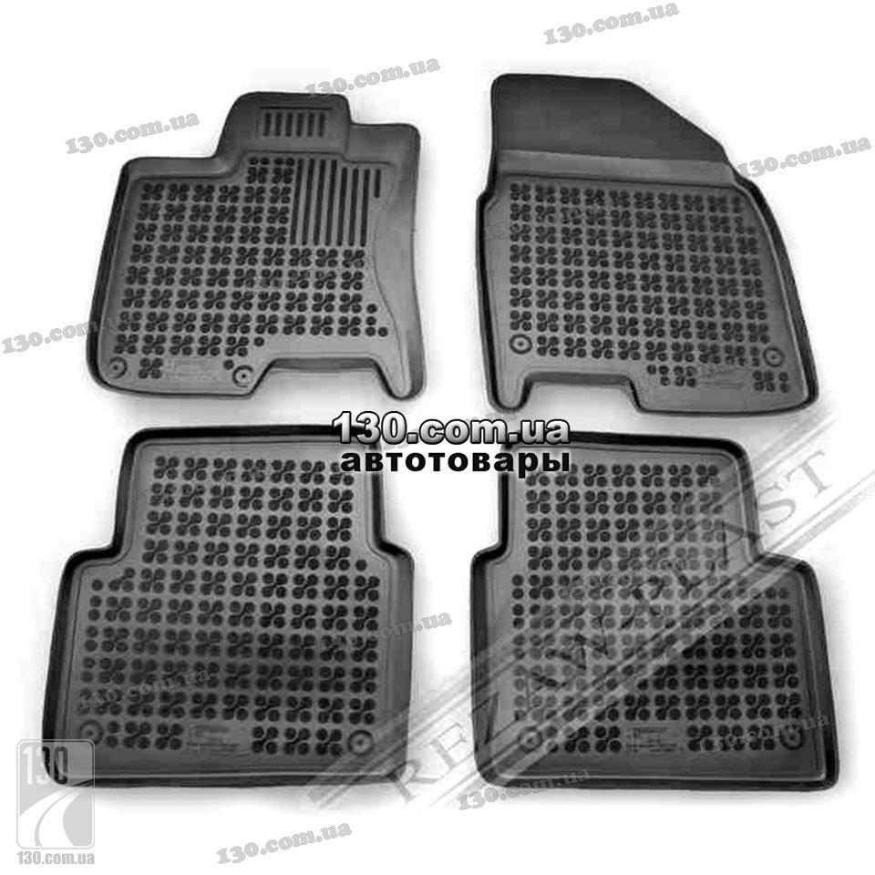 Floor mats nissan qashqai - Rezaw Plast 201809 Rubber Floor Mats For Nissan Qashqai 2