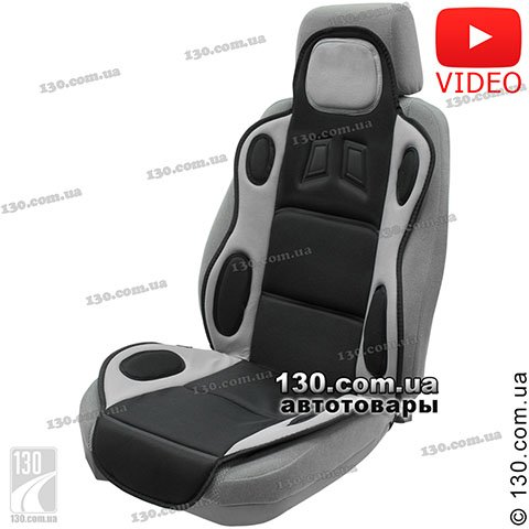 Seat heater (cover) Vitol H 19002 GY/BK