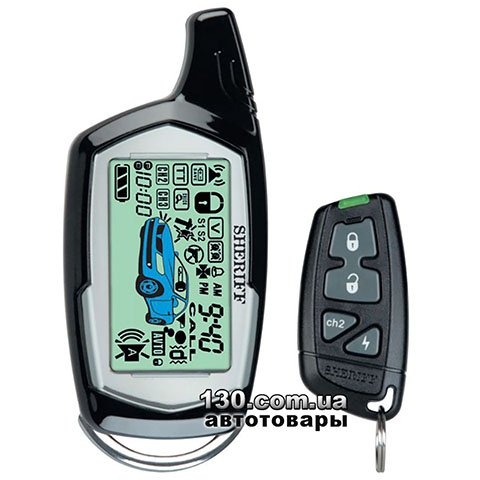 Sheriff ZX-940 CAN — buy car alarm
