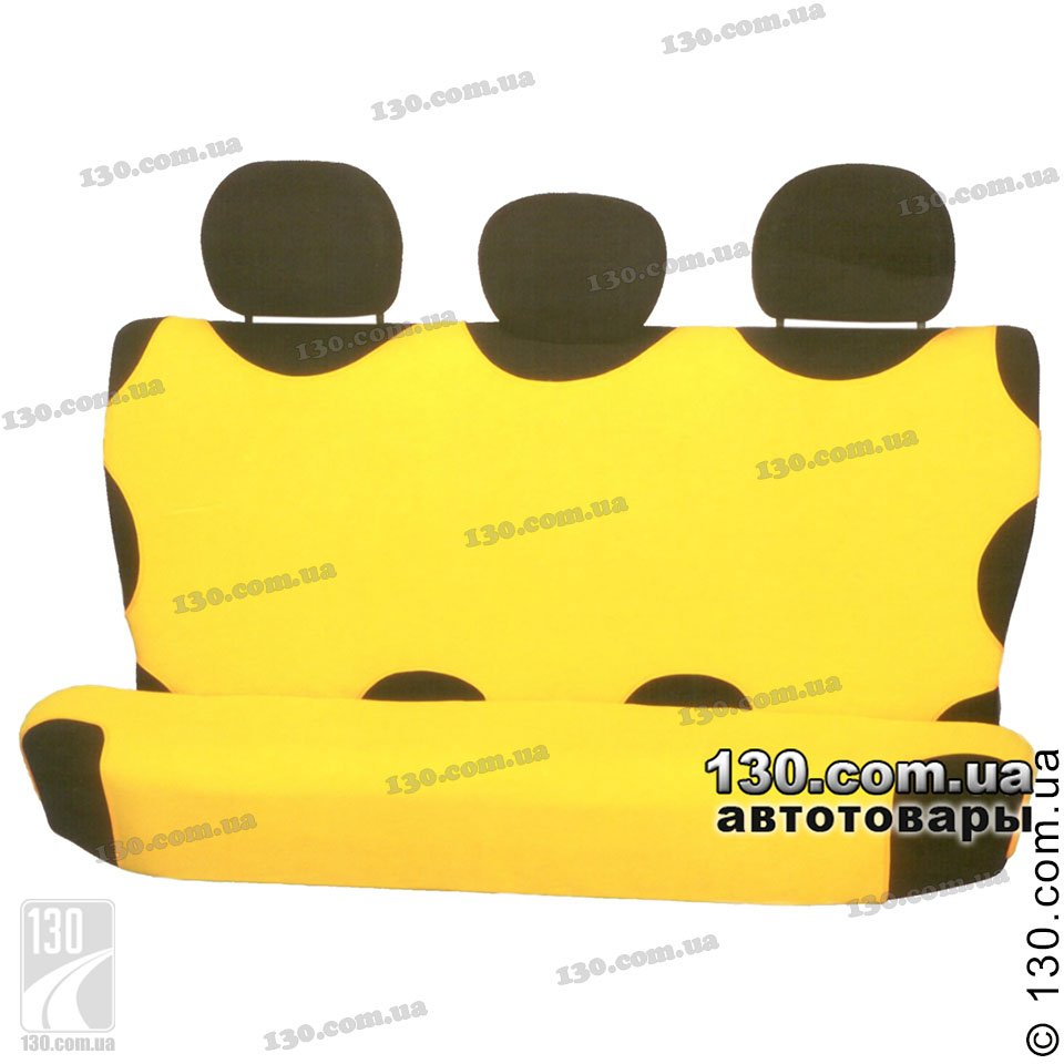 Kegel Shirt Car Seat Covers For Back Seats Color Yellow