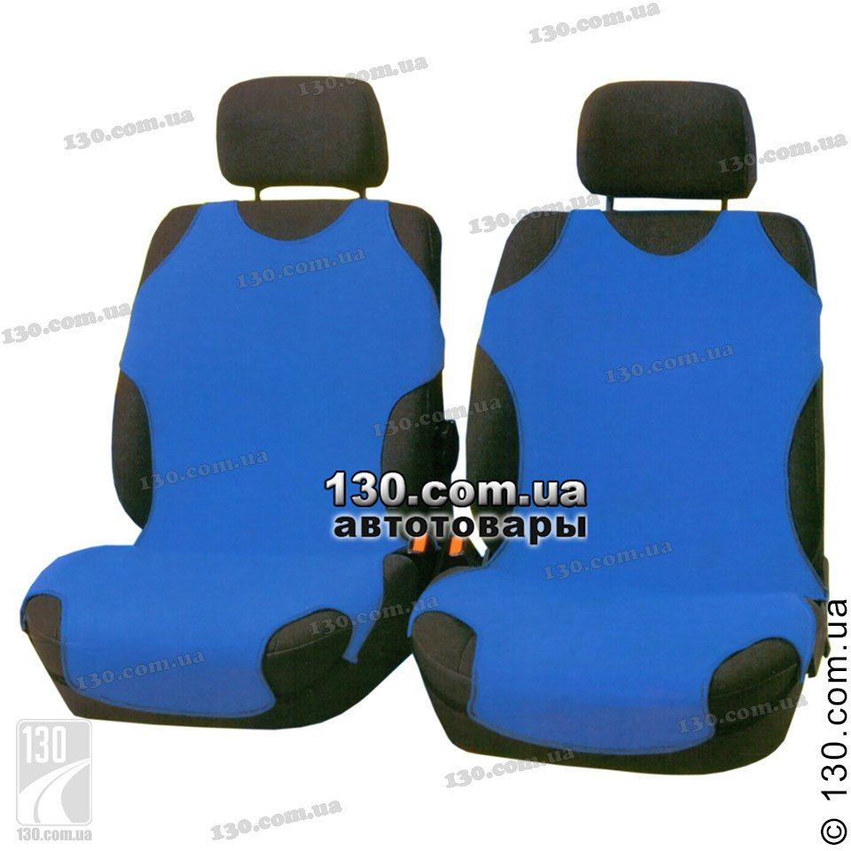 Kegel Shirt Car Seat Covers For Front Seats Color Blue