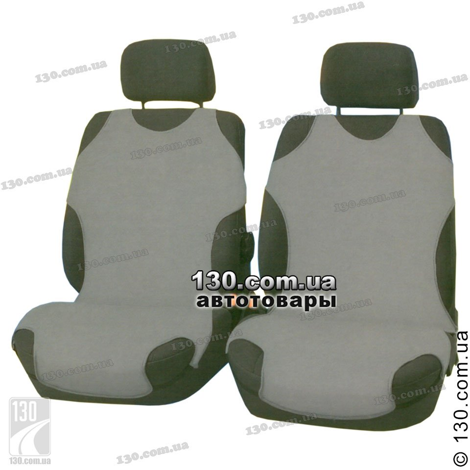Kegel Shirt Car Seat Covers For Front Seats Color Gray