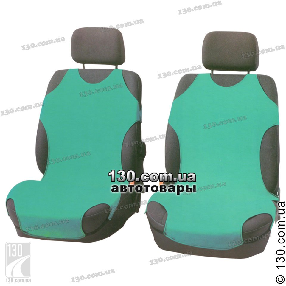 Kegel Shirt Car Seat Covers For Front Seats Color Green