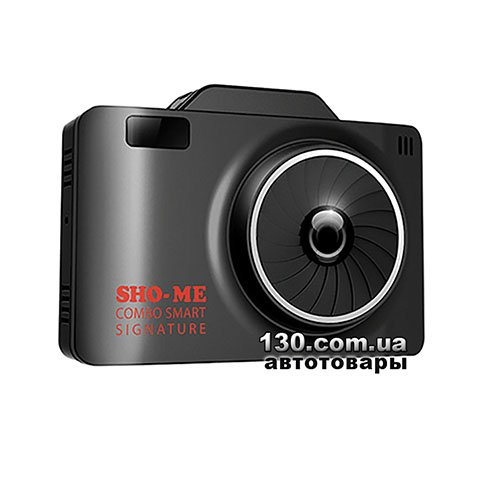 Car DVR Sho-Me Combo Smart Signature
