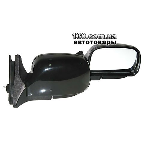 Side mirror Vitol ZB 3107/LADA 04,05,07/BLACK chernoe