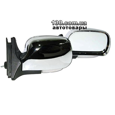 Side mirror Vitol ZB 3107/LADA 04,05,07/CHROME hrom