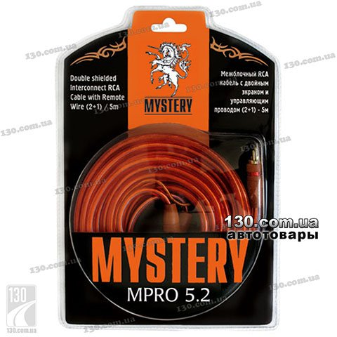 Signal line cable Mystery MPRE 5.2 (5 m)