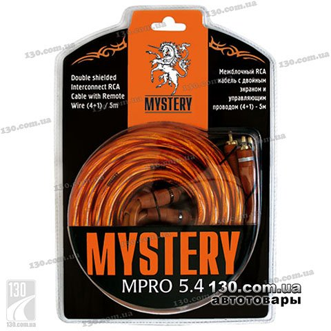 Signal line cable Mystery MPRO 5.4 (5 m)