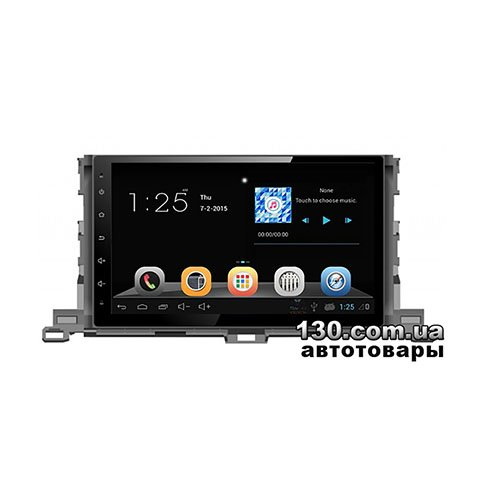 Native reciever Sound Box SB-6510 Android for Toyota