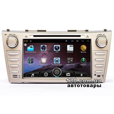 Native reciever Sound Box SB-6916 Android for Toyota