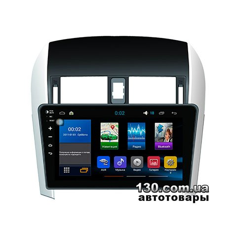 Native reciever Sound Box Star Trek ST-4410 Android for Toyota