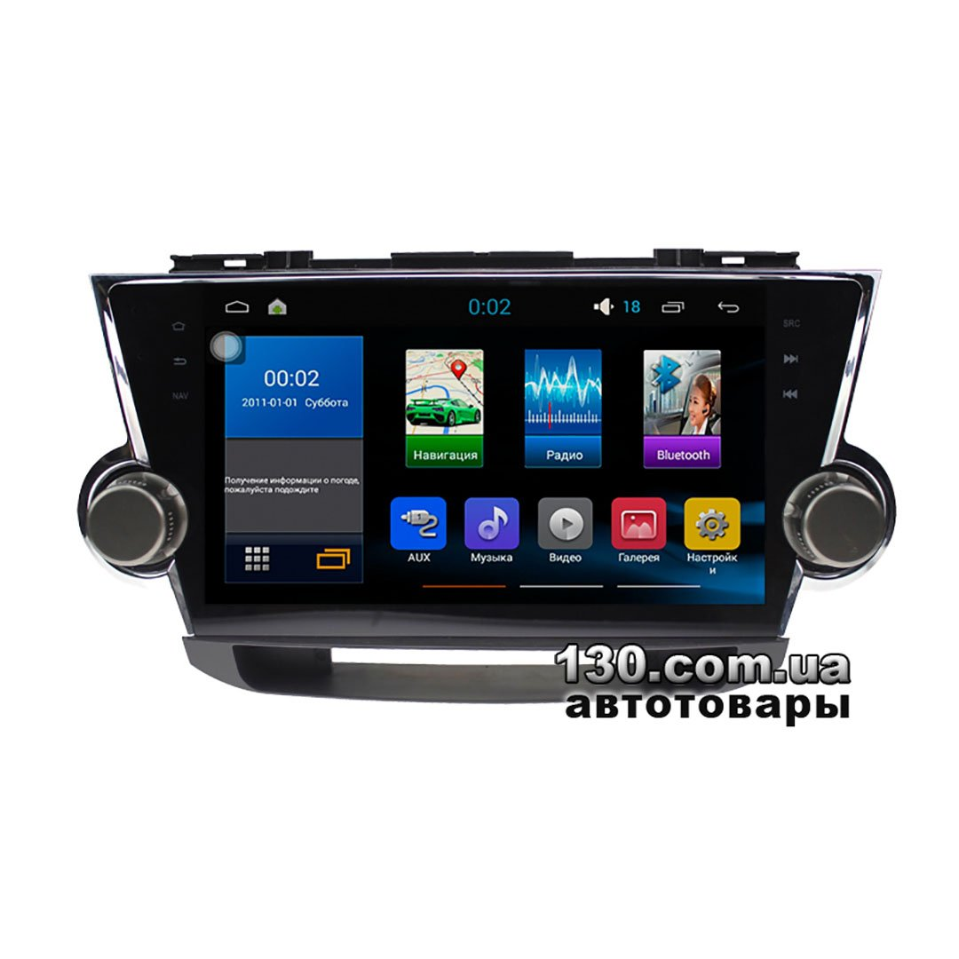 Toyota Highlander android #10