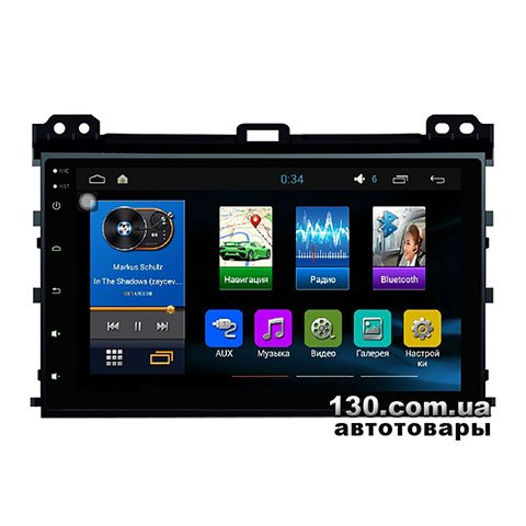 Native reciever Sound Box Star Trek ST-4412 Android for Toyota
