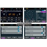 Native reciever Sound Box Star Trek ST-4482 Android for Hyundai