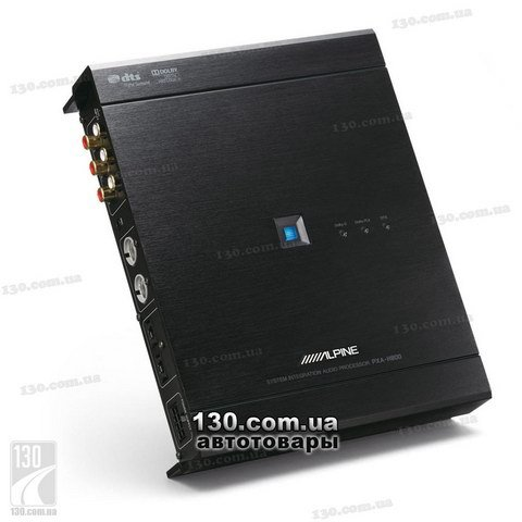 Sound processor Alpine PXA-H800