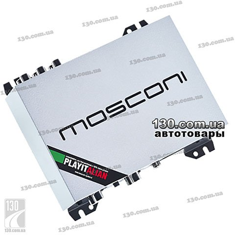 Sound processor Mosconi Gladen DSP 4to6 SP-DIF