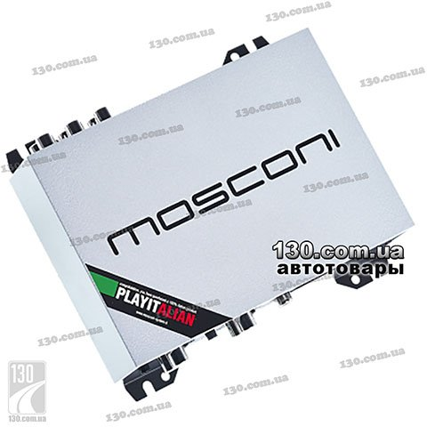 Sound processor Mosconi Gladen DSP 4to6