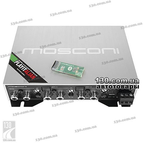 Sound processor Mosconi Gladen DSP 6to8
