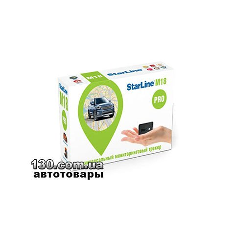 GPS vehicle tracker StarLine M18 Pro