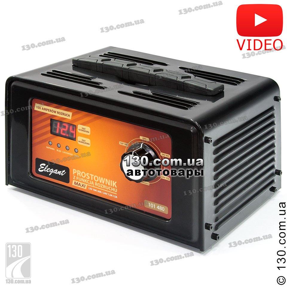 Elegant 101 480 Buy Start Charging Equipment