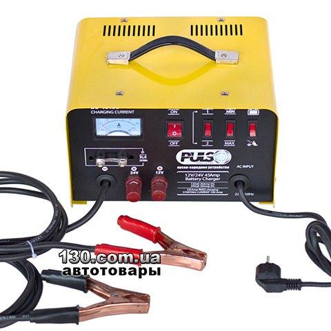 Пуско-зарядное устройство Pulso BC-40155 12 В / 24 В, 30 А, старт 100 А для грузового и легкового автомобиля