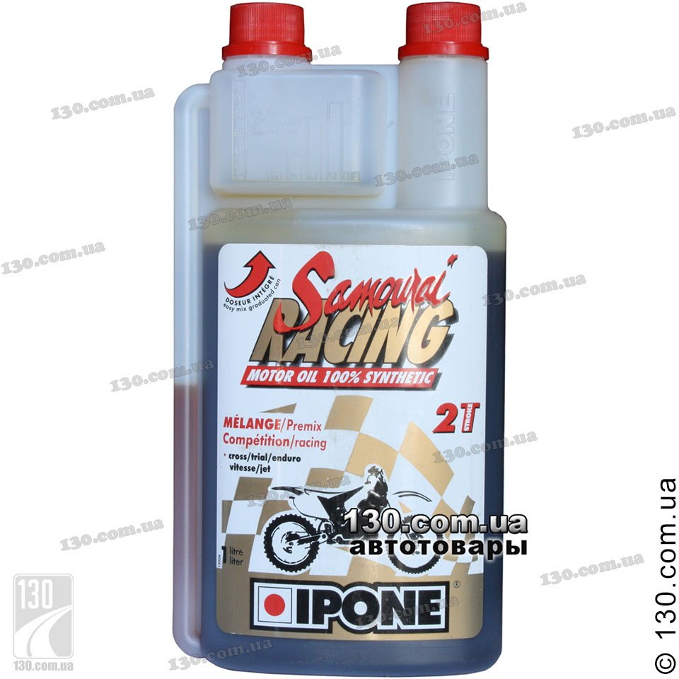 Ipone Samoural Racing Buy Synthetic Motor Oil 1 L For