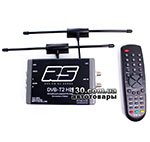 TV tuner RS DVB-T2 with USB