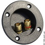 Terminal for subwoofer Mystery MTN-30 circular