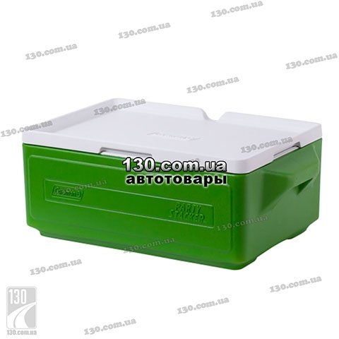 Термобокс Coleman Cooler 24 Can Stacker Green