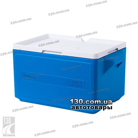 Термобокс Coleman Cooler 48 Can Stacker Blue