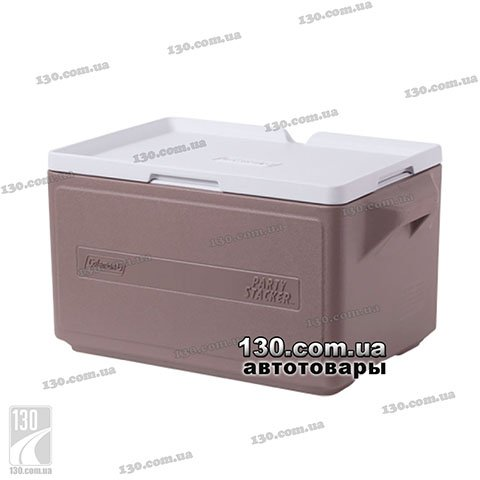 Термобокс Coleman Cooler 48 Can Stacker Gray