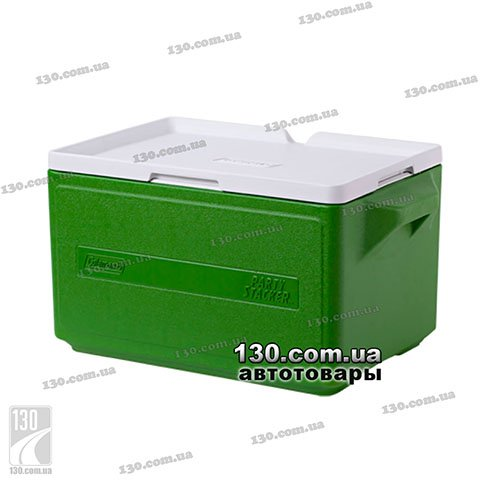 Термобокс Coleman Cooler 48 Can Stacker Green