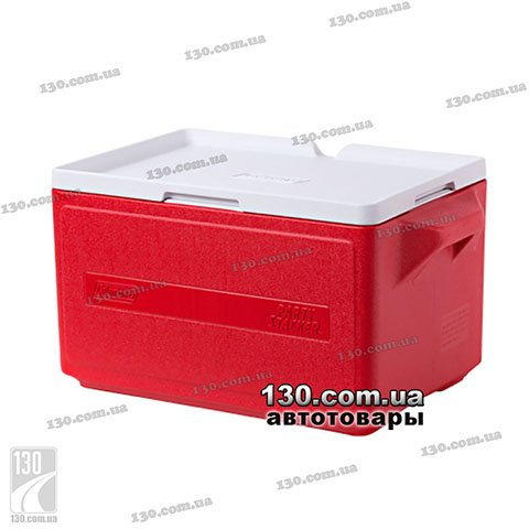Термобокс Coleman Cooler 48 Can Stacker Red